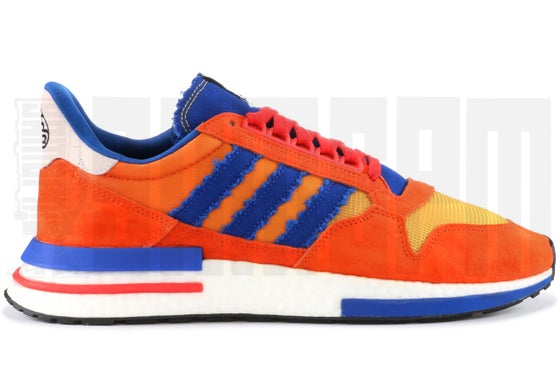 6c080ecfbb2ee Image of Adidas ZX500 RM DRAGONBALL Z
