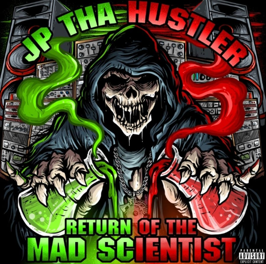 Image of JP Tha Hustler: Return of the Mad Scientist