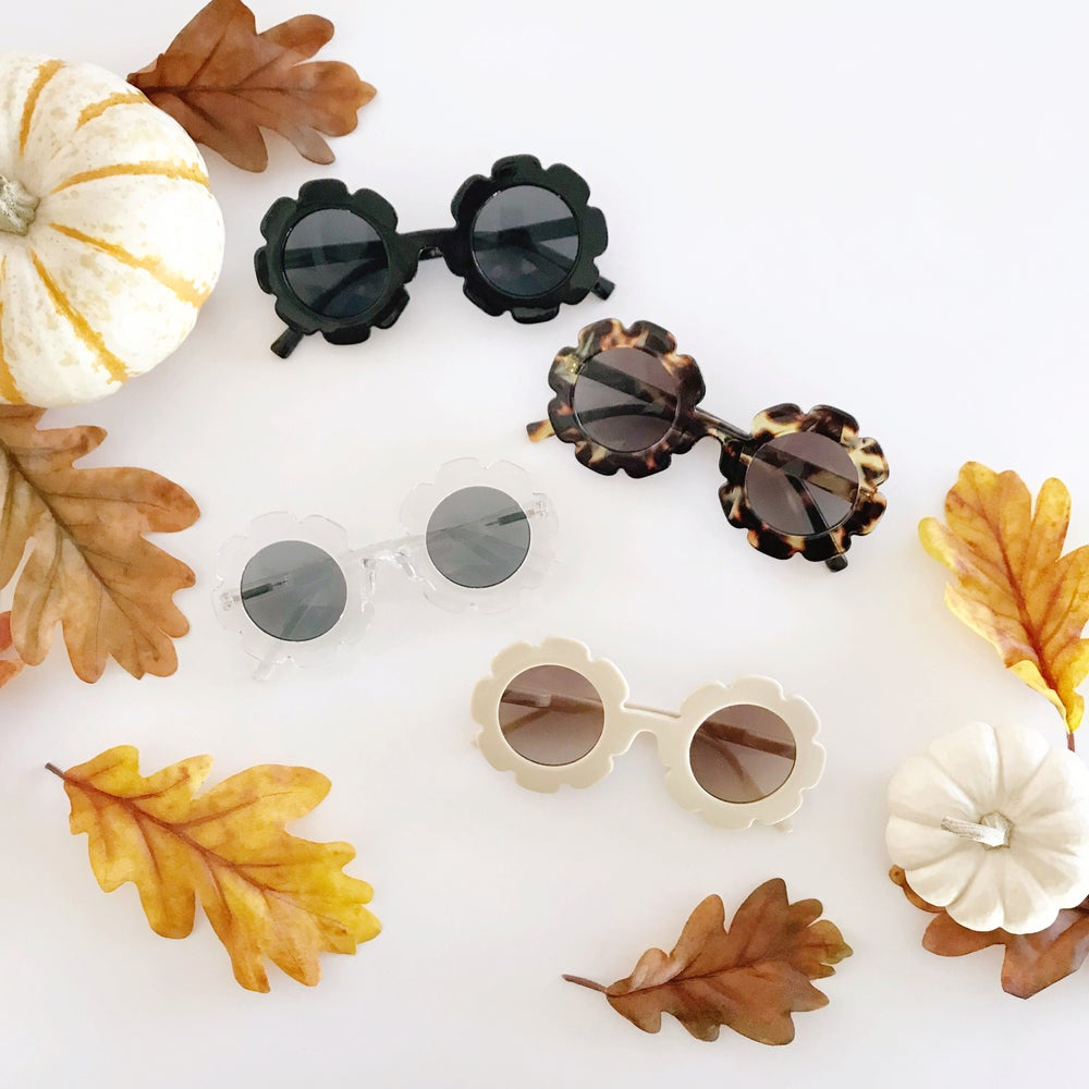 Image of Autumn Flower Sunnies