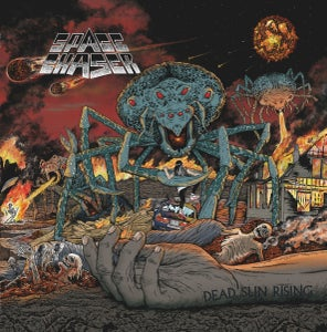 Image of Space Chaser – Dead Sun Rising LP (black vinyl)