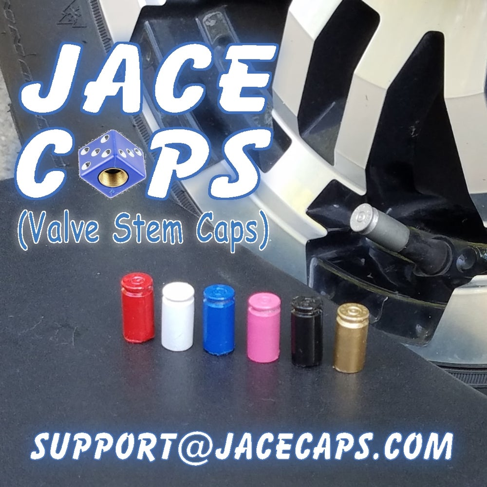 Image of 2 pack - .40 S&W Round (Valve Stem Cap)