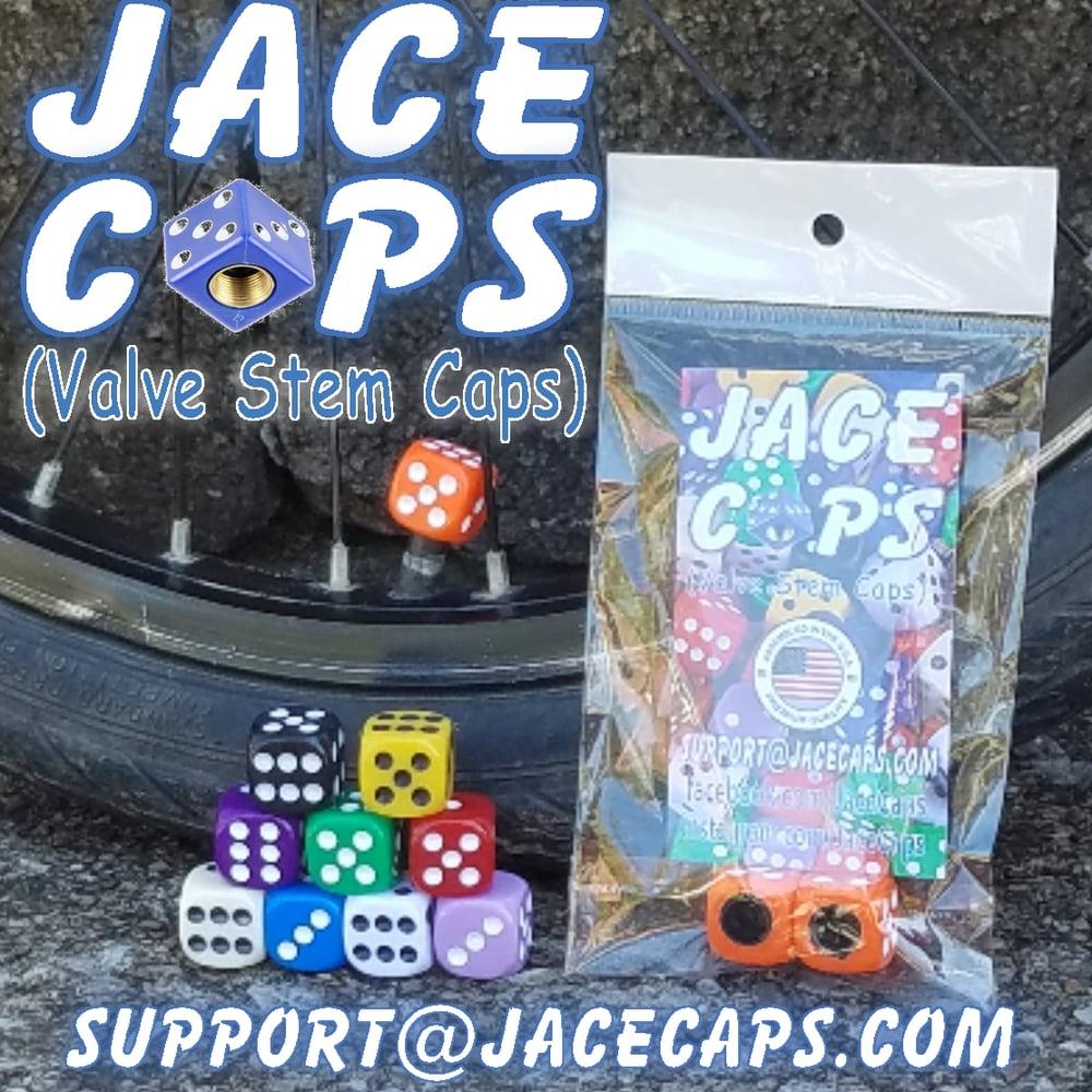 Image of 2 pack - Dice (Valve Stem Cap)