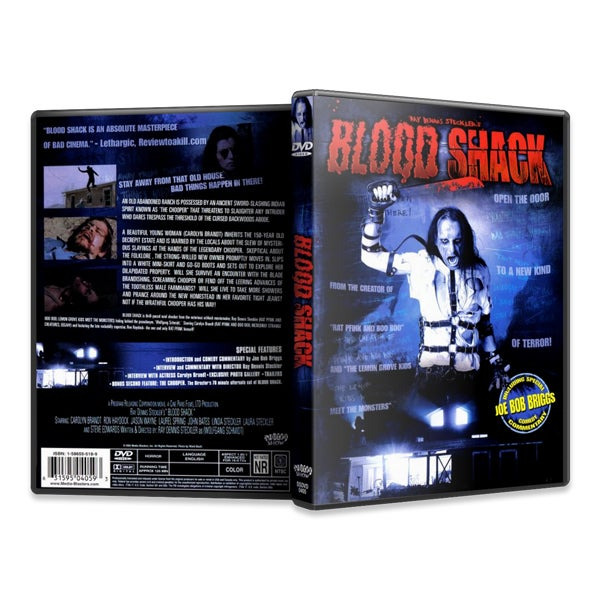 Image of Blood Shack (DVD)
