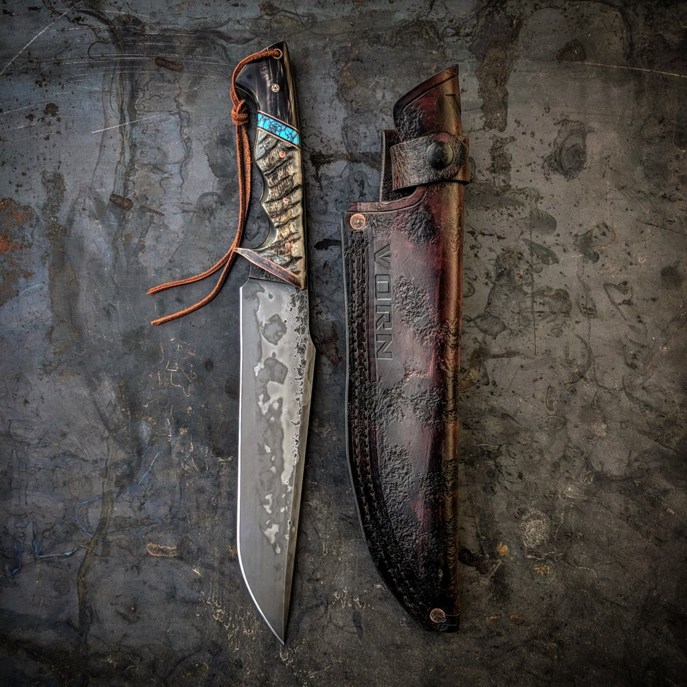 Image of Fighter with Hamon