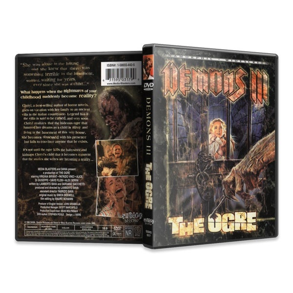 Image of Demons 3: The Ogre (DVD)