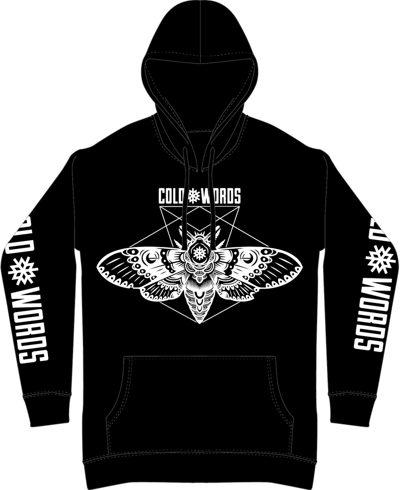Image of Cold Moth Hoody
