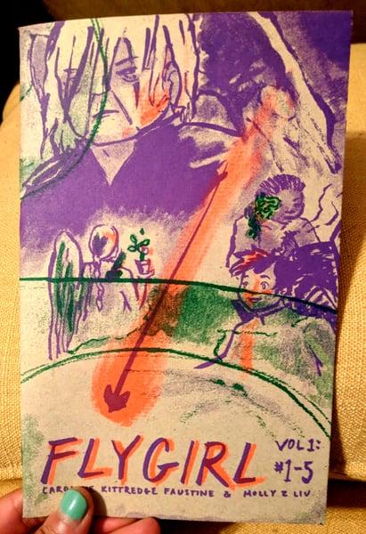 Image of Flygirl vol 1