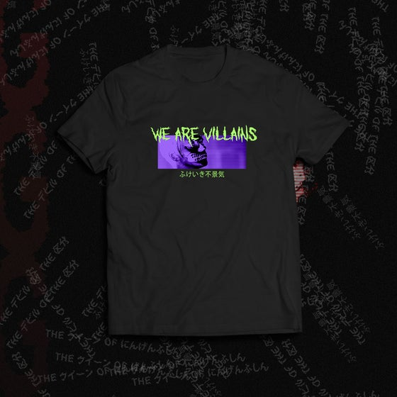 "Image of ""We Are Villains"" T-Shirt"