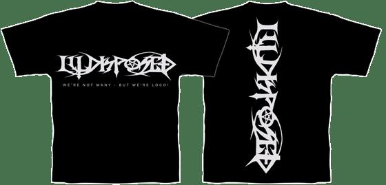 Image of Logo T-shirt black (T-shirt)