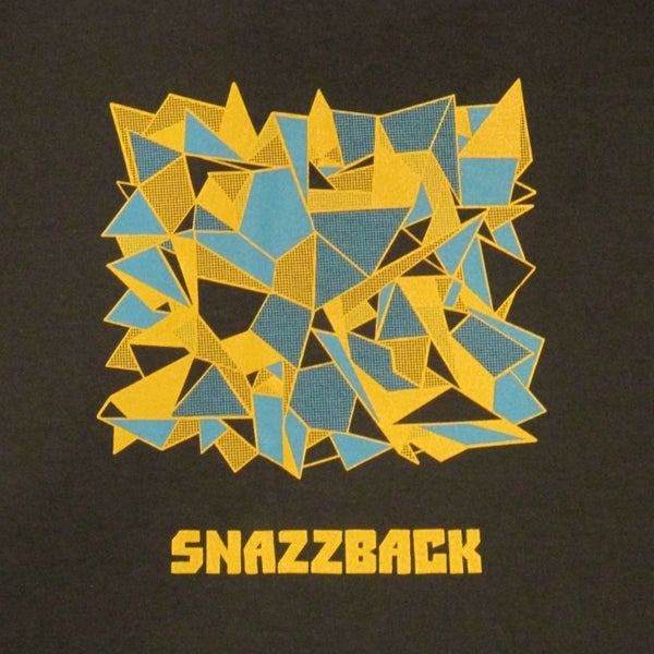 "Image of Clearance! Snazzback ""Hedge"" T-Shirt (charcoal)"