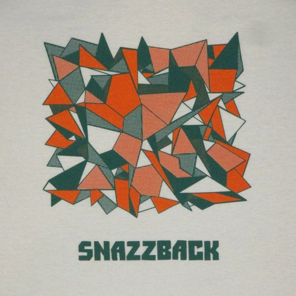 "Image of Clearance! Snazzback ""Hedge"" T-Shirt (white)"