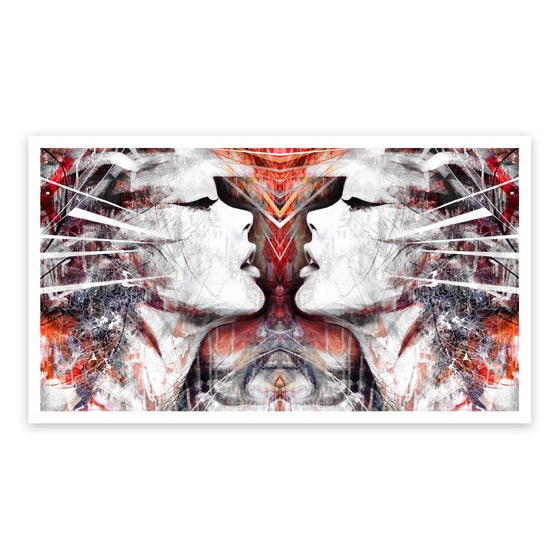 Image of Smoke and Mirrors - OPEN EDITION PRINT - FREE WORLDWIDE SHIPPING!!!
