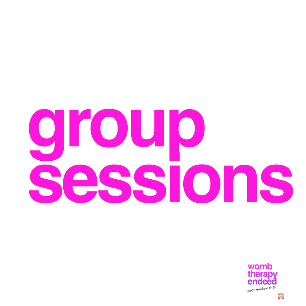 Image of 4 Group Sessions