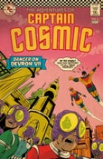 Image of The Adventures of Captain Cosmic #2 (PRINT EDITION)