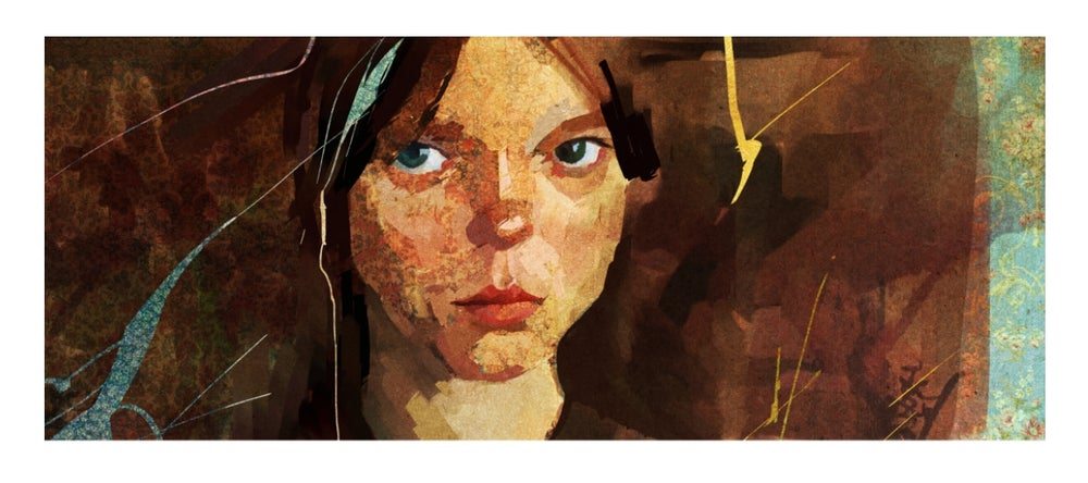 Image of The Farmer's Daughter (inspired by Inglourious Basterds)