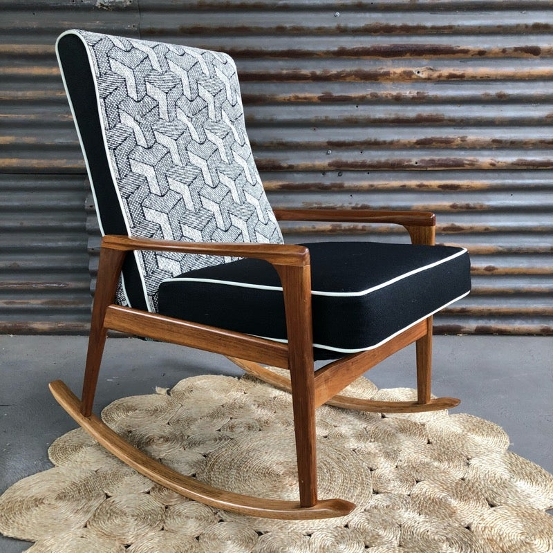 Image of Escher Rocking Chair