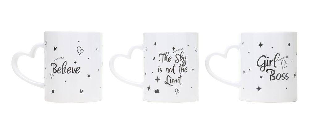 Image of NEW: Motivational Mugs