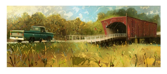 Image of The Bridge (inspired by The Bridges of Madison County)