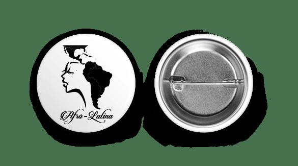 Image of Afro-Latina pin