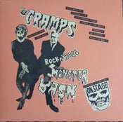 Image of LP The Cramps : Rock 'n'Roll Monster Bash.   Limited quantity.