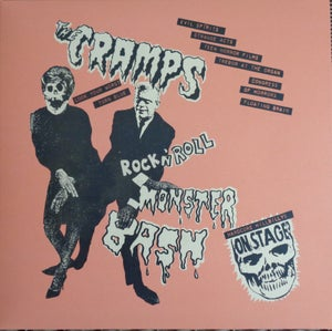 Image of LP The Cramps : Rock 'n'Roll Monster Bash.   De Lux Edition.