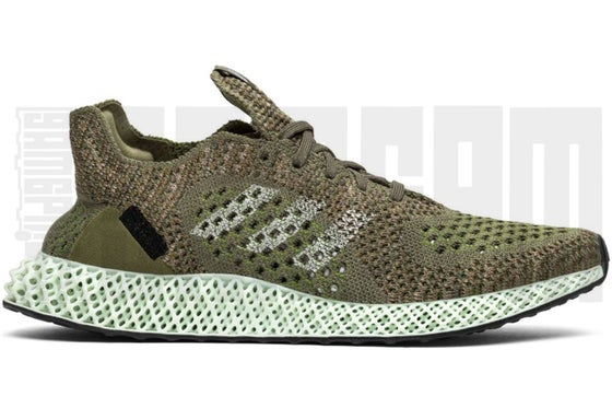 "Image of Adidas 4D RUNNER ""FOOTPATROL"""