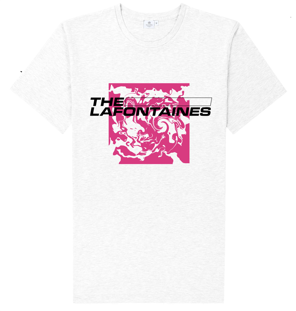 Image of Pink Mantra Tee