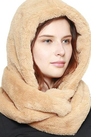 Image of Teddy Infinity Scarf