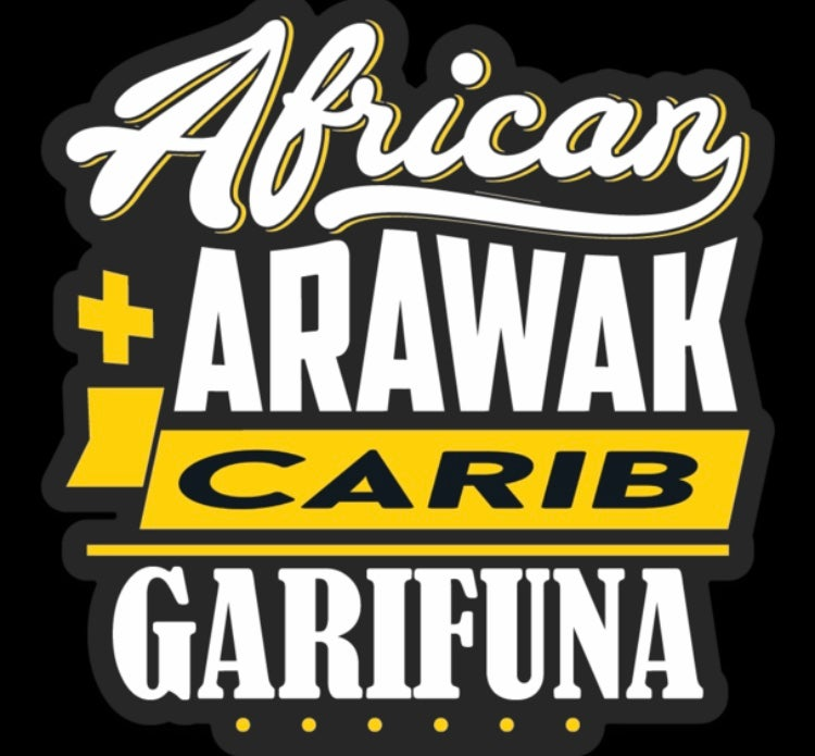 Image of Garifuna sticker