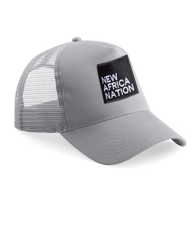 Image of New Africa Nation Cap - Grey