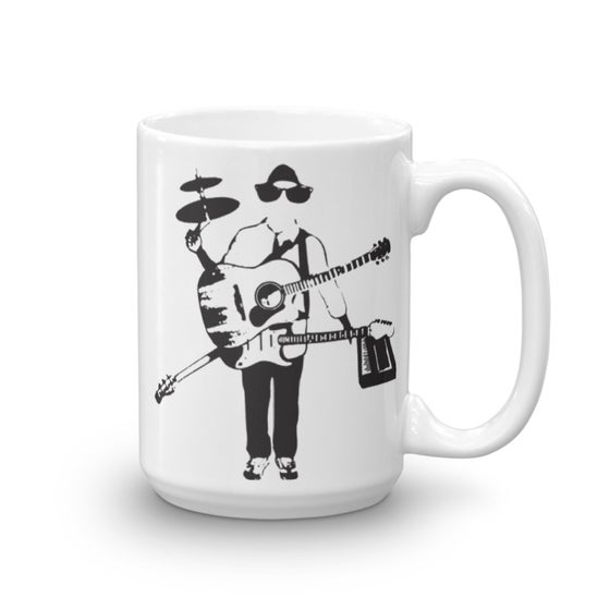 Image of H+TI I LOVE FUNK COFFEE MUG