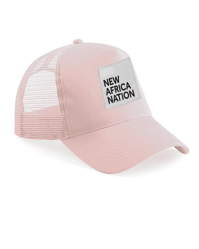 Image of New Africa Nation Cap-Pink