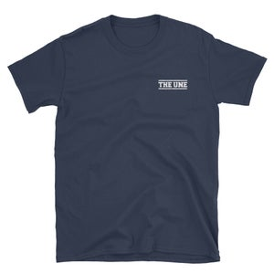 Image of THE UNE EMBROIDERED TEE