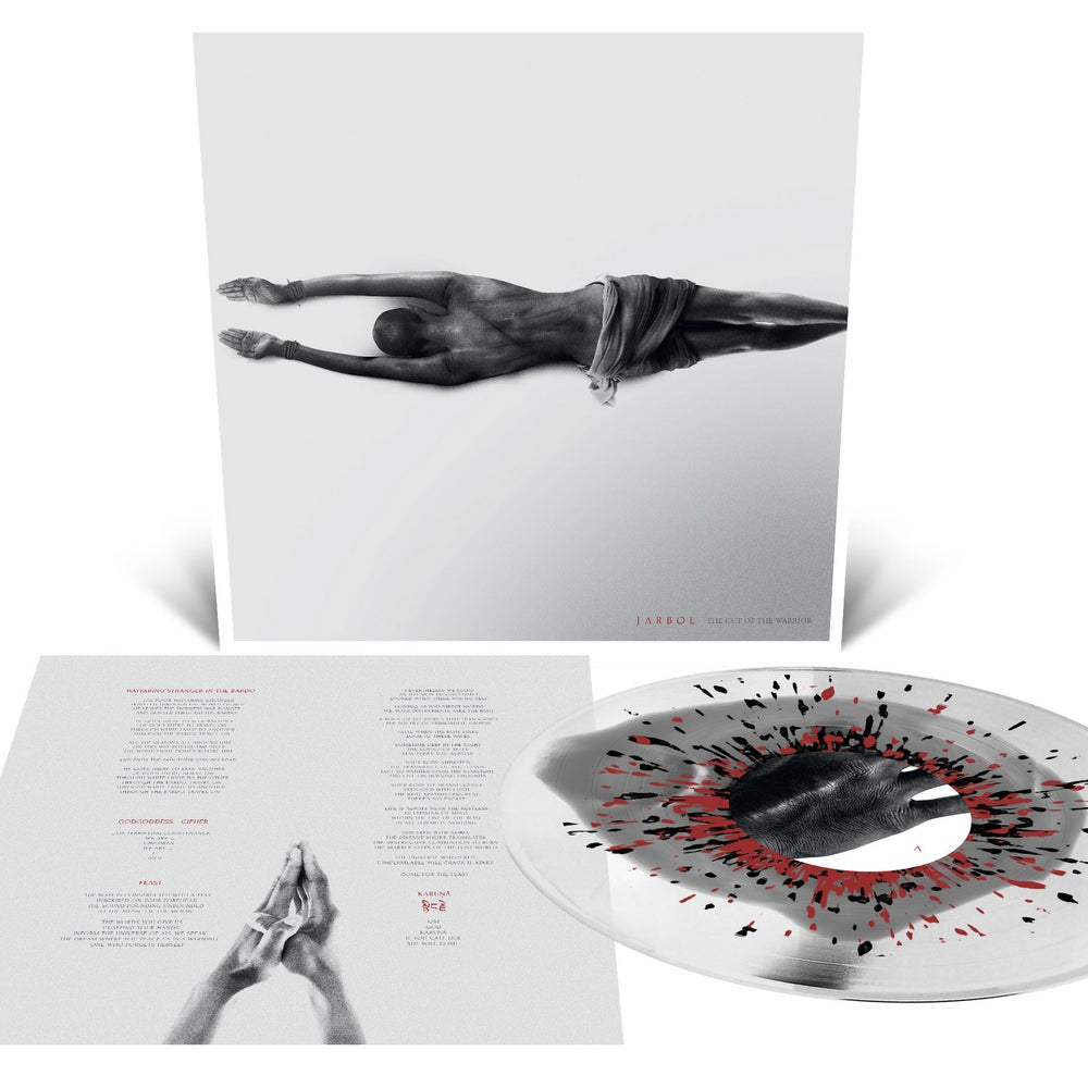 Image of Jarboe - The Cut of the Warrior LP