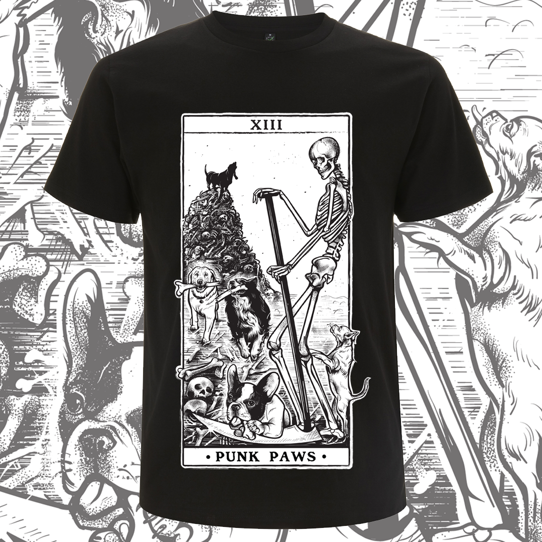 Image of 'Death' T-Shirt