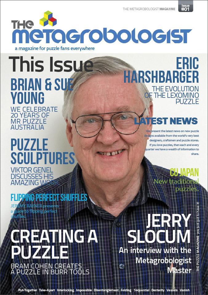 Image of TheMetagrobologist Magazine: Issue 1