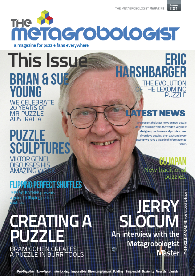 Image of TheMetagrobologist Magazine: Issue 1