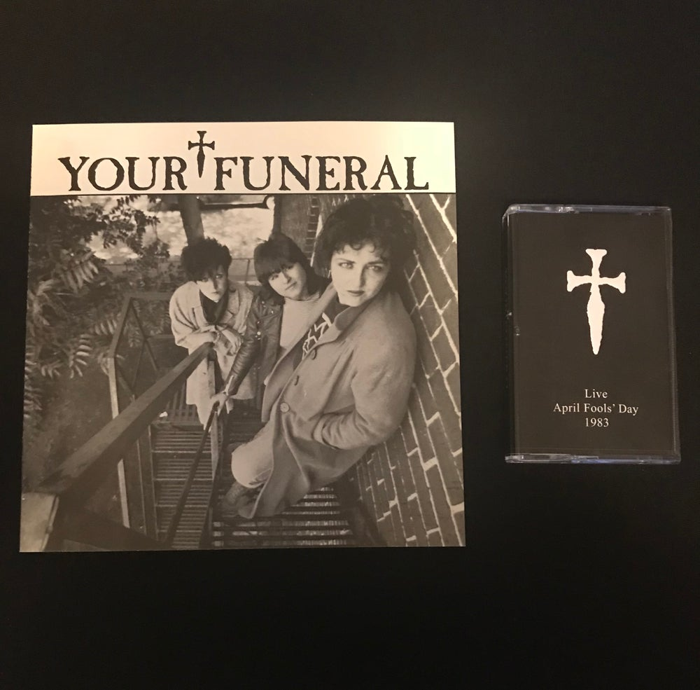 "Image of Your Funeral 7"" Pre-order"