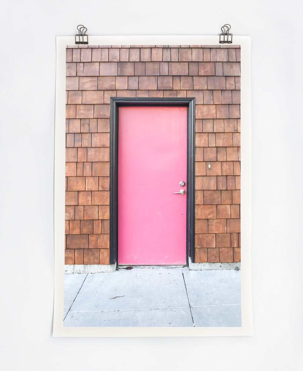 Image of Pink Door