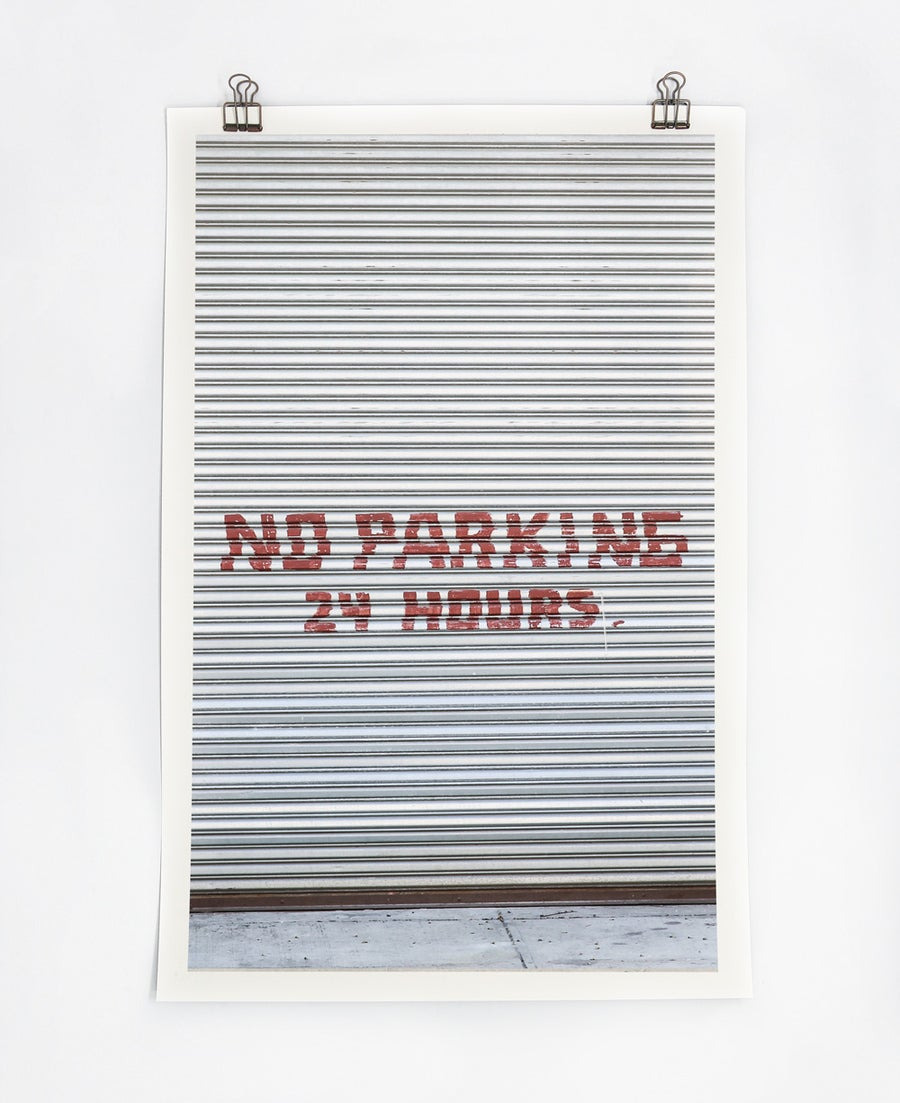 Image of No Parking 24 Hours