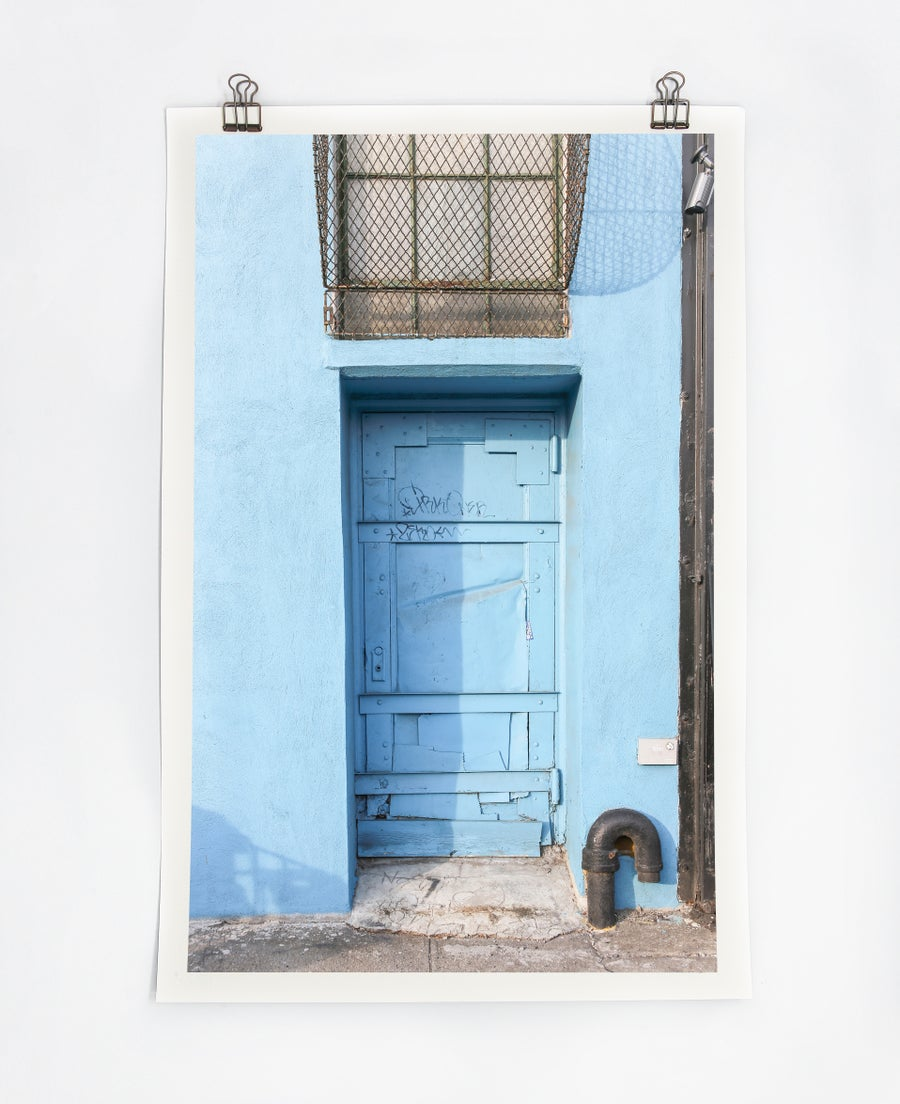 Image of Blue Door