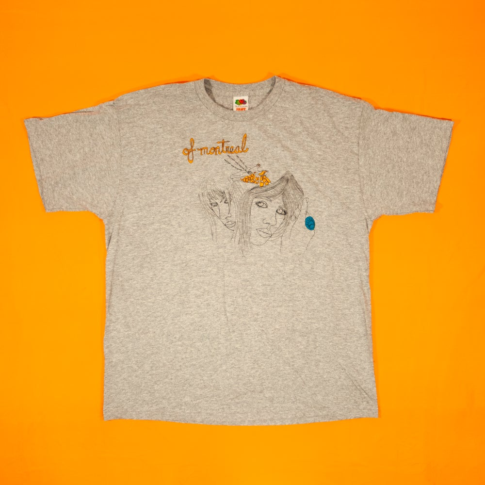 Image of Giraffe T-Shirt (Gray)