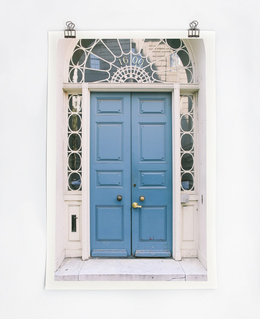Image of Grand Blue Door