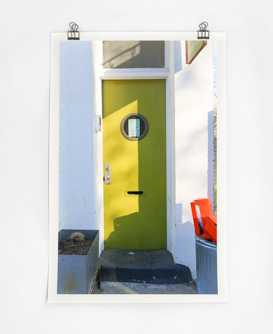 Image of Lemon Door