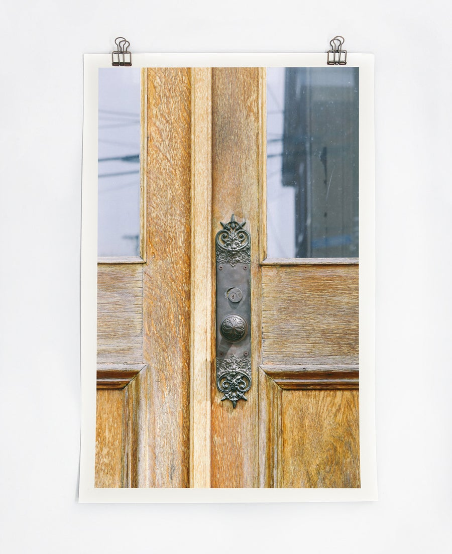 Image of Iron Door Handle