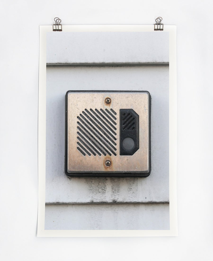 Image of Square Buzzer