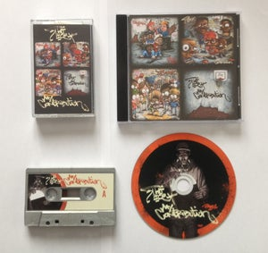 Image of MY CONTRIBUTION CD ou (or) Cassette (Tape)