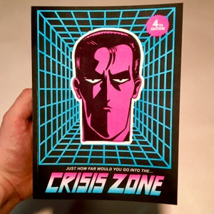 Image of CRISIS ZONE (4th printing) by Ben Marcus