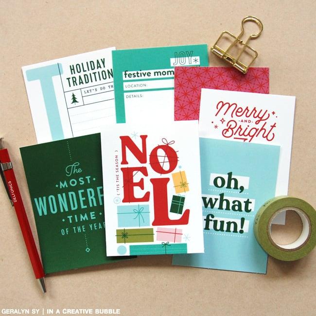 Image of Falala Journaling Cards No.1 (Digital)