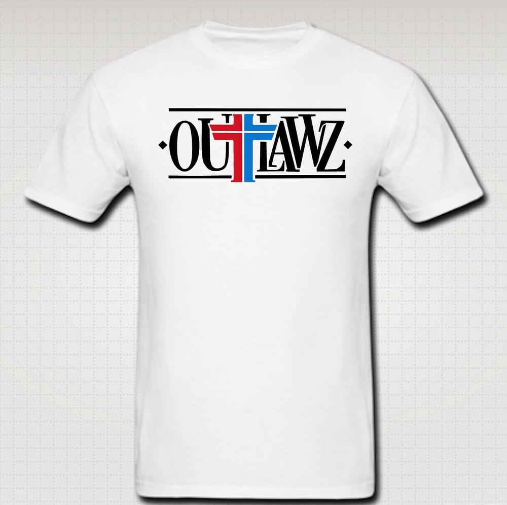 Image of Outlawz Logo Tee